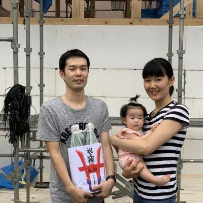 川越市『富士見町の家』上棟いたしました!